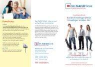Parität FSJ+BFD-Flyer 7.11 Litho:Layout 1 - Der Paritätische ...
