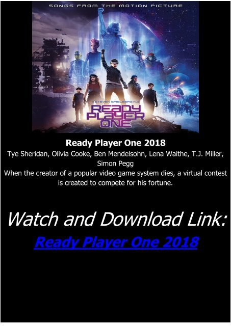 player movie download full hd
