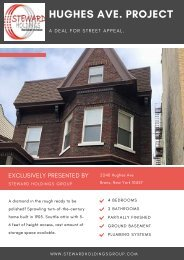 Purchase Wonderful Home in Bronx, New York | Hughes Ave. Project