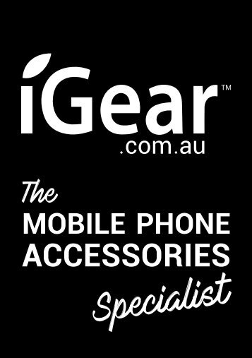 iGear Booklet June 2018 Interactive