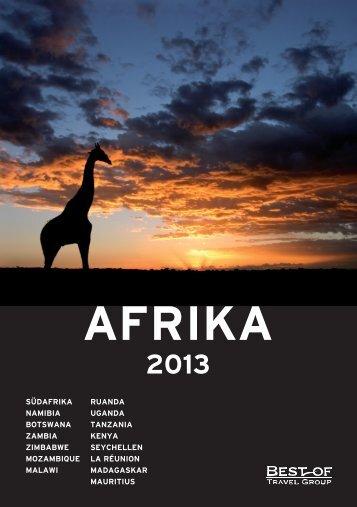 Wissenswertes über Afrika - Best of Travel Group