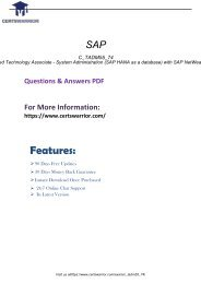 C_TADM55_74 Dumps with Real C_TADM55_74 PDF Questions Answers 2018