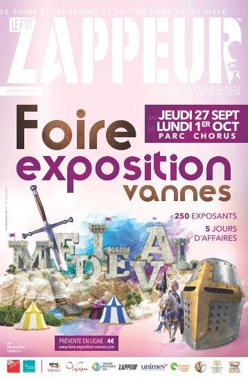 Le P'tit Zappeur - Bretagnesud #493