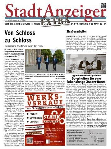 Stadtanzeiger Extra kw 35
