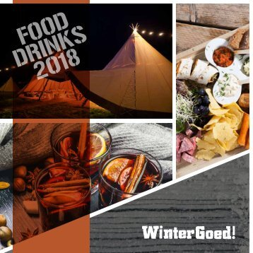 Food & Drinks 2018 Wintergoed