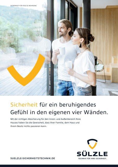 Sicherheit für Haus & Wohnung