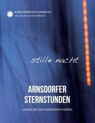 Arnsdorfer Sternstunden WEB Einzelseiten