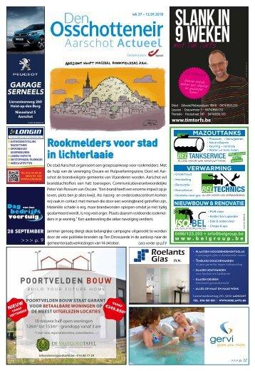 1837 Aarschot Actueel - 12 september 2018 - week 37