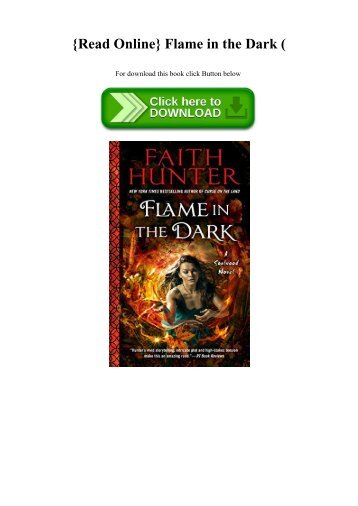 {Read Online} Flame in the Dark (E.B.O.O.K. DOWNLOAD^