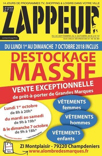 Le P'tit Zappeur - Niort #72