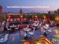 Typical Restaurant Marrakech