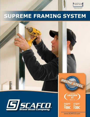 Supreme Framing System