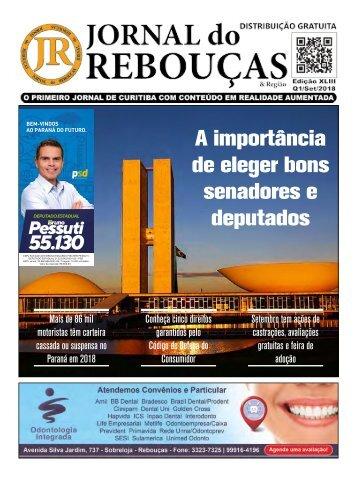 Jornal do Rebouças - 1ª Quinzena de Setembro 2018