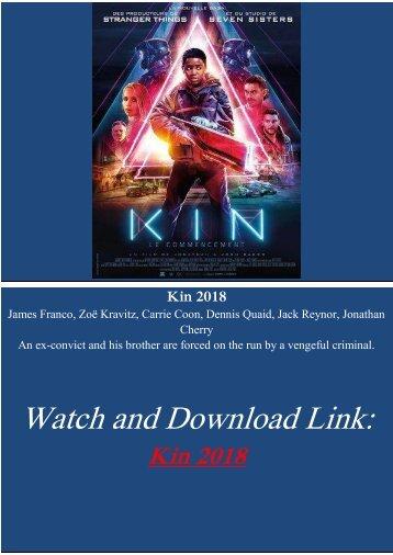 Streaming FULL MOVIE Kin 2018 Streaming HD-BLURAY FREE