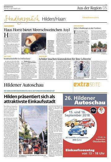 Hildener Autoschau  -14.09.2018-