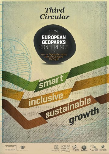 european geoparks - 2012 EGN CONFERENCE