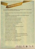 european geoparks - 2012 EGN CONFERENCE - Page 4