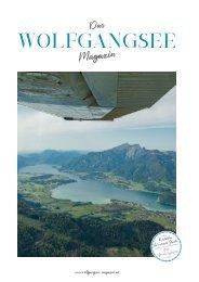 Das Wolfgangsee Magazin