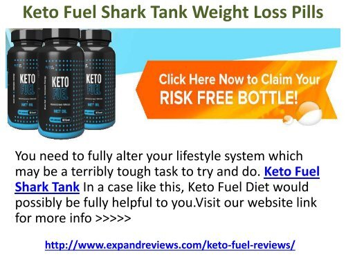 Keto Fuel Shark Tank Weight Loss Pills Converted