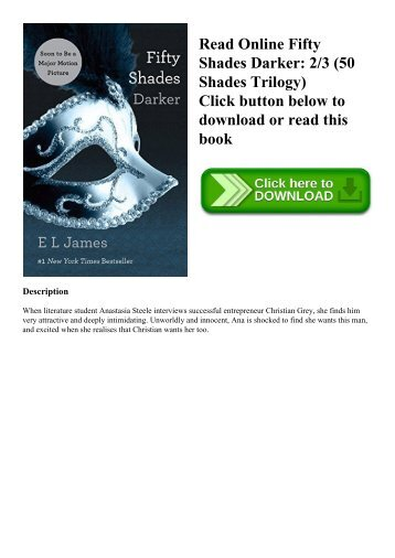 read 50 shades of grey book online free