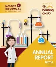 FHG - Annual Report 2017-18