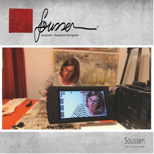 SOUSSEN - The Concrete Artist (german)