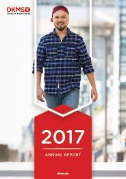 DKMS Annual Report 2017