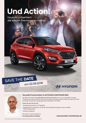 Hyundai - Autohaus Harthauer Weg - 16.09.2018
