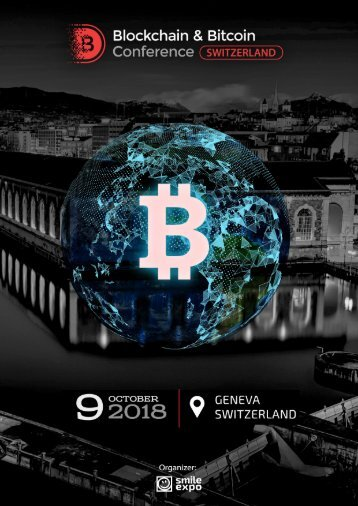 Blockchain and Bitcoin Conference Switzerland