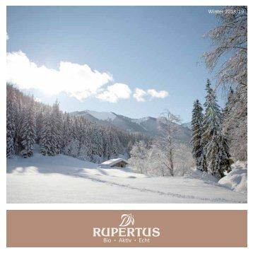 Winterfolder Rupertus