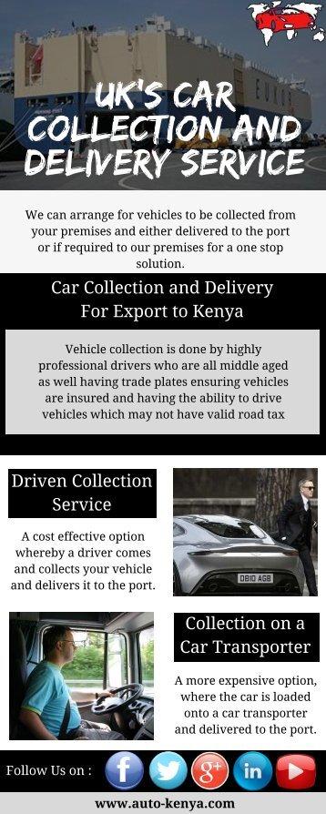 Car Shipping to Kenya from UK | Auto Kenya