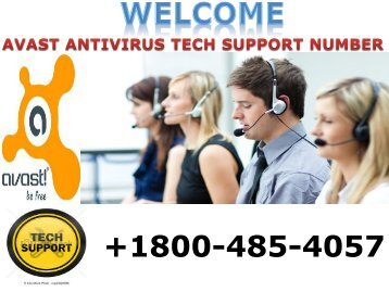 Contact +18004854057 Avast Antivirus Tech Support Number