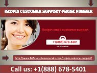 Redpin customer support phone number-converted