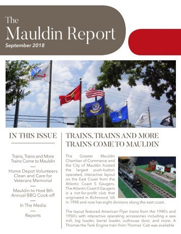 September 2018 Mauldin Report