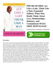 the new male uality pdf free download
