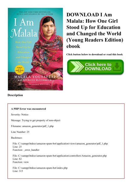 Am pdf i malala