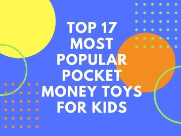 Kidz Gifts Wholesale Toys UK - Top 17 Most Popular Pocket Money Toys For Kids