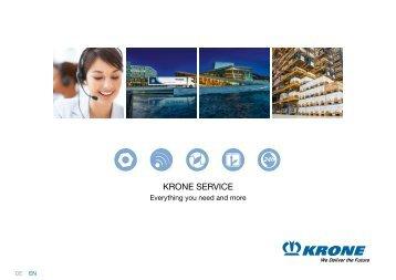 KRONE Service (EN)