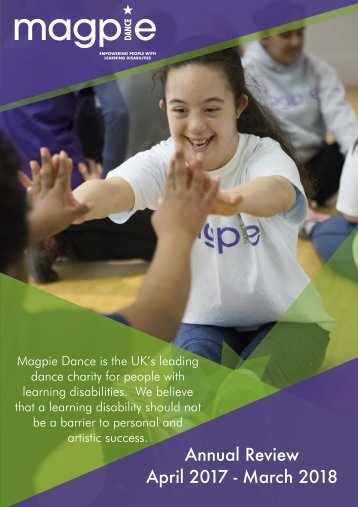 Magpie Dance Annual Review