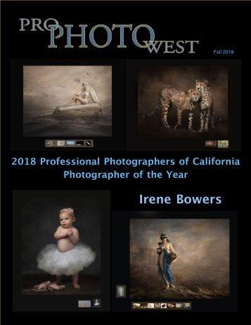 Pro Photo West Magazine Fall 2018
