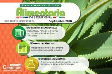 ALIMENTARIA INTEGRAL SEPTIEMBRE 2018