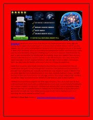 Reviva Brain - Boost Your Brain Power