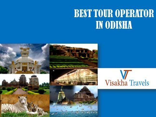 Best Tour Operator in Odisha | Visakhatravels.com