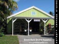 Orchid Nursery Florida
