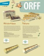 SONOR ORFF KATALOG 2018 - Page 6
