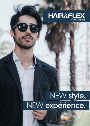 HAIR&FLEX for Mens