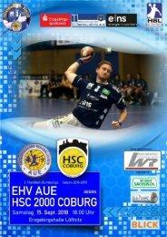 EHV-Post: EHV Aue genen HSC 2000 Coburg