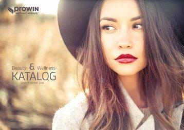 proWIN Natural Wellness - Herbst/Winter 2018