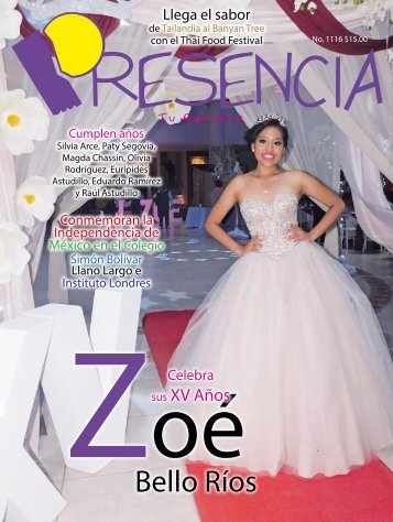 Revista Presencia Acapulco 1116