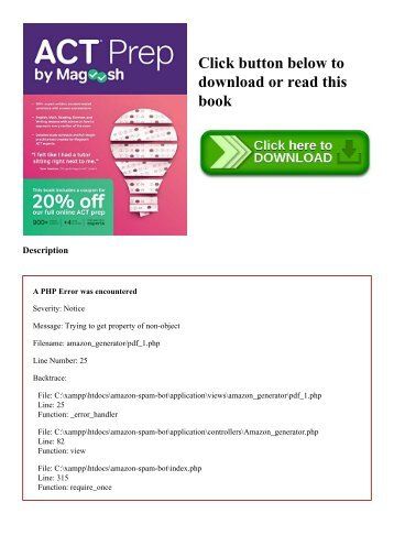 Real Act Prep Guide Pdf